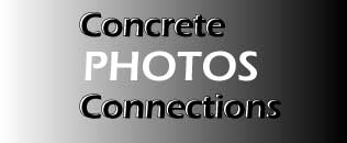 concrete connections photo gallery logo link